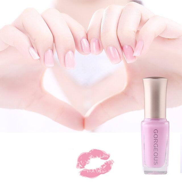 Nude Color Nail Polish