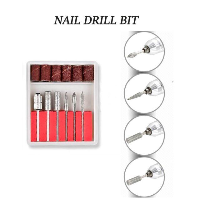 Profession Electric Nail Drill Machine for Manicure