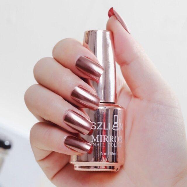 Metallic Nail Polish