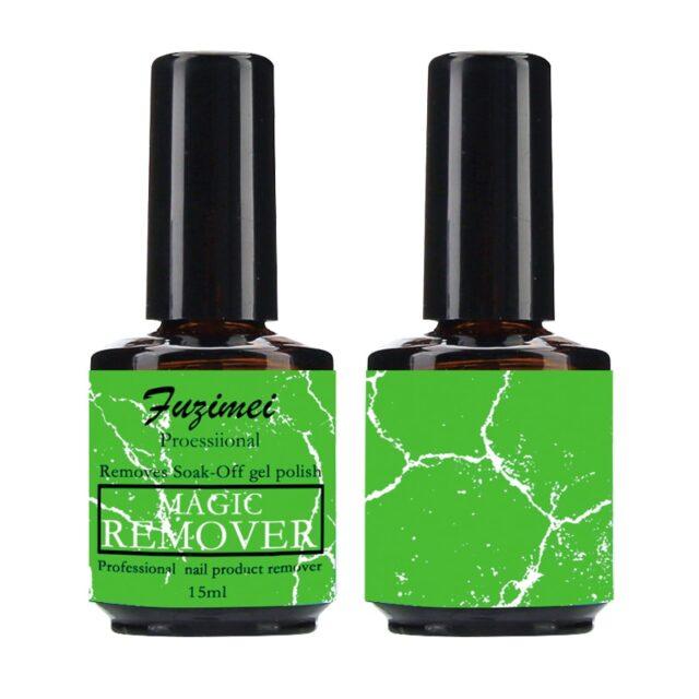 Magic Remover Nail Gel Polish