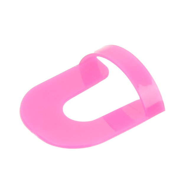 Overflow Prevention Clips for Manicure